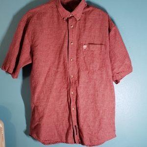 M timberland weather gear shirt